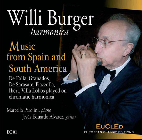 Willi Burger cover